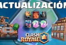 Lo nuevo de Clash Royale