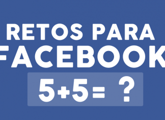 Retos para facebook