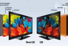 diferencia entre lcd y led