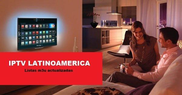 listas m3u latinoamerica