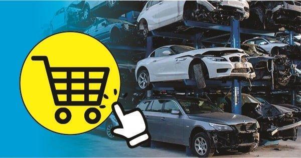Comprar partes de autos online