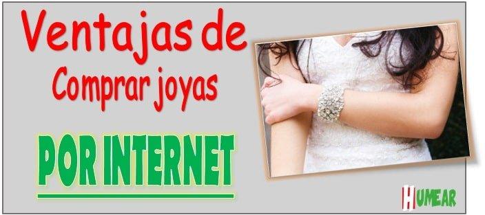 Cuales son las ventajas de comprar joyas en internet
